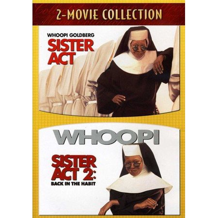 Sister Act / Sister Act 2: Back in the Habit (2-Movie Collection)