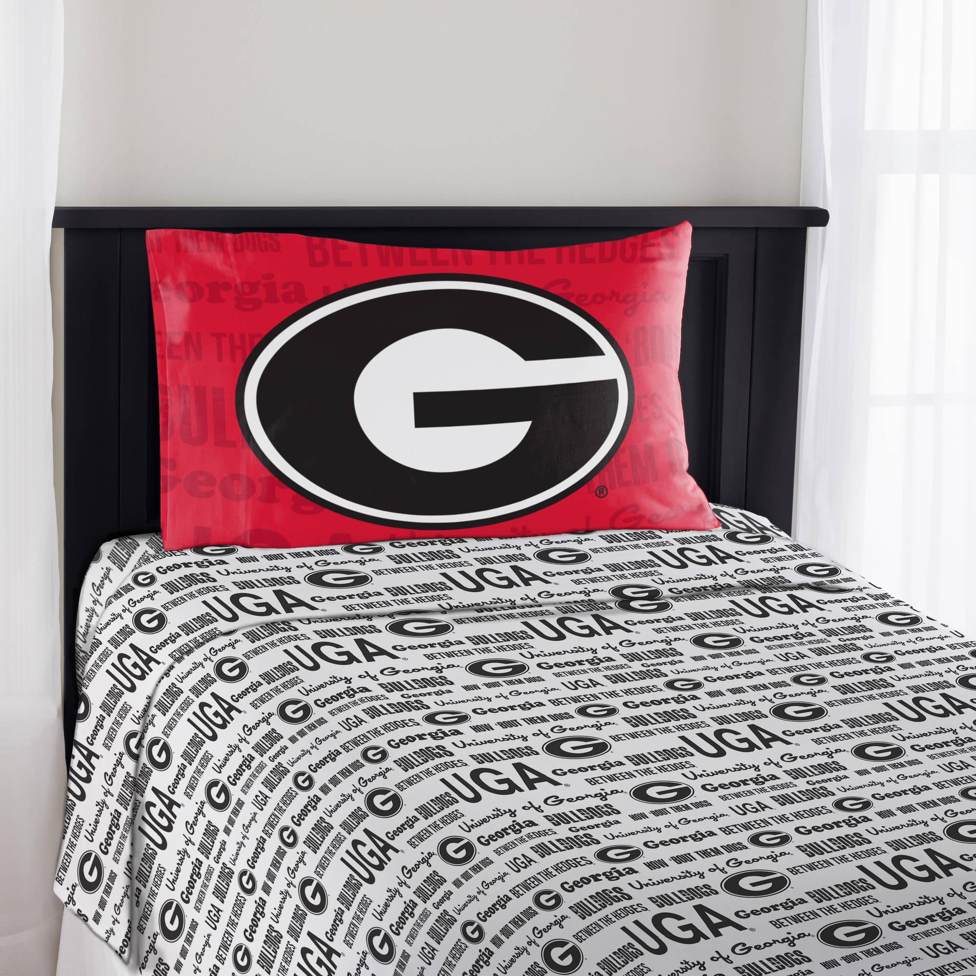 "NCAA Georgia Bulldogs ""Anthem"" Sheet Set"