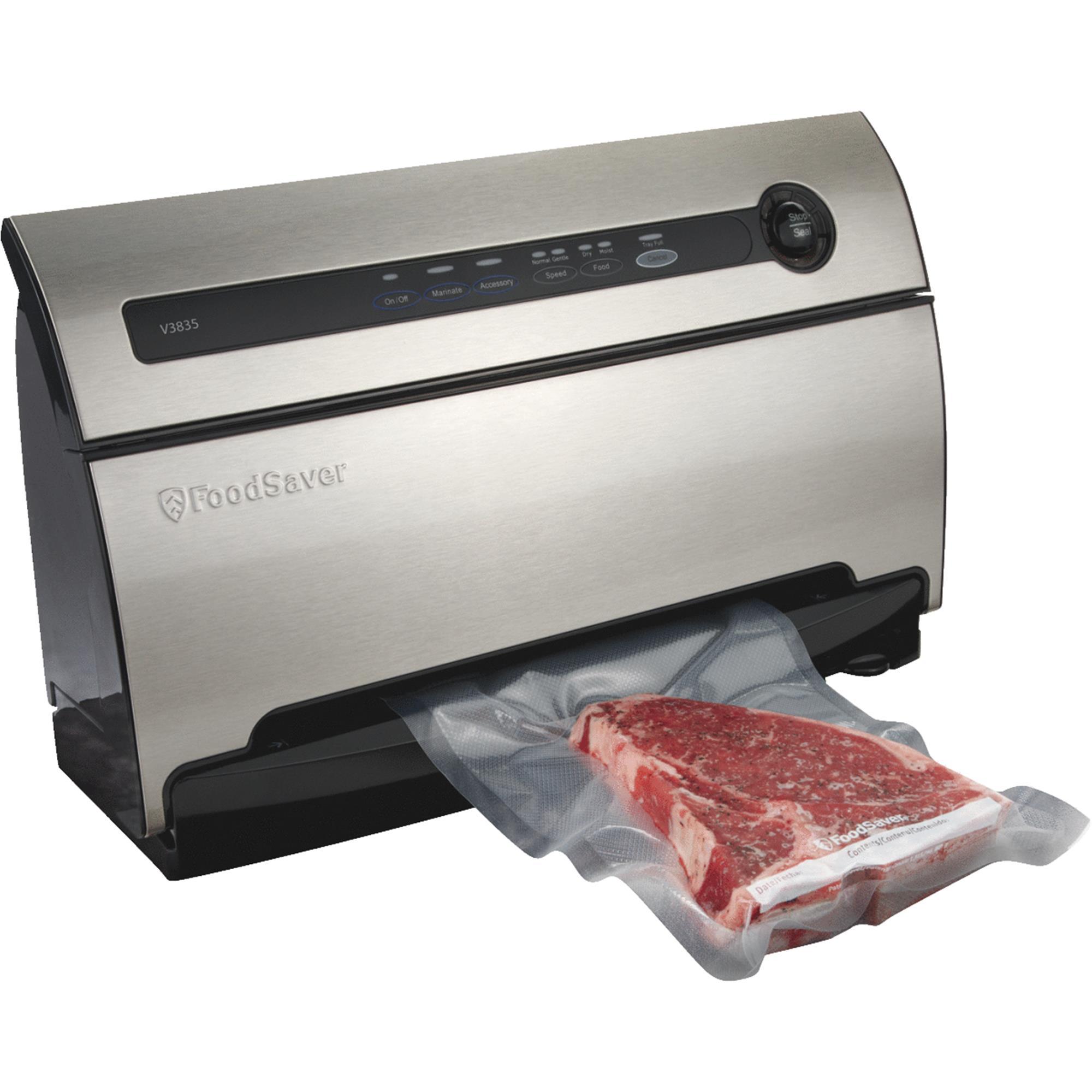 FoodSaver SmartSeal Vacuum Food Sealer