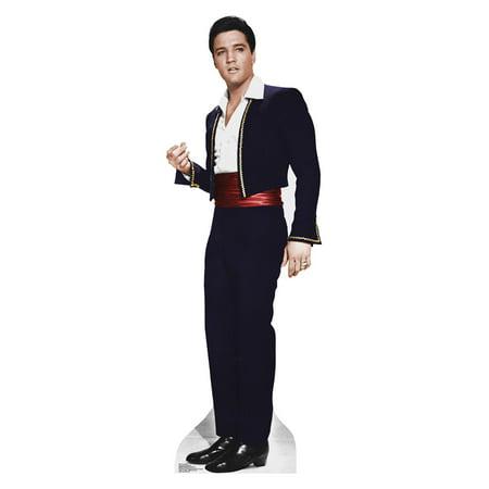 Life Size Elvis Cutout (Elvis Presley Matador Lifesize Standup Standee Cardboard Cutout)