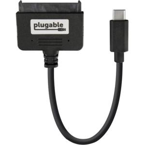 PLUGABLE USB-C TO SATA ADAPTER 9IN CABLE WITH USB 3.1 GEN 2 SUP