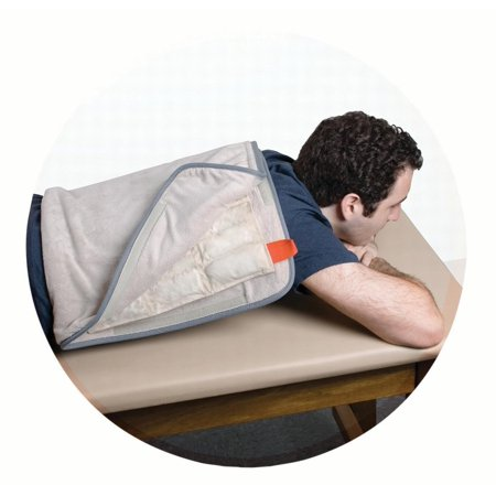 Relief Pak\xc2\xae HotSpot\xc2\xae Moist Heat Pack Cover - Terry with Foam-Fill - oversize - 24.5