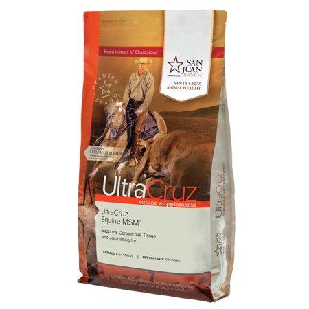 Msm Pellets (UltraCruz Horse MSM, 10 lb, pellet, (60 day)