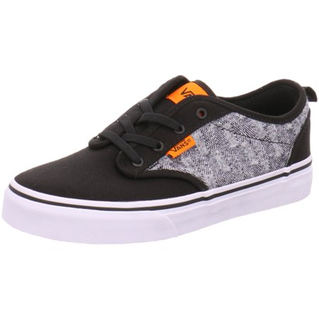 Vans Shoes Sale Kids (Vans Atwood Slip-on (Checkered Textlle) Little Kids Style :)