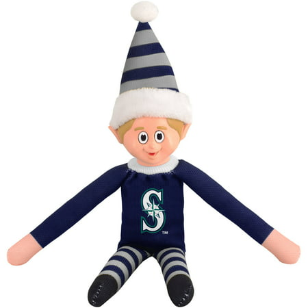 Mlb Colored Collectibles (Forever Collectibles MLB Team Elf, Seattle Mariners)