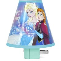 "Disney Frozen Shade Nightlight- 3.5""H, Available in Multiple Characters"