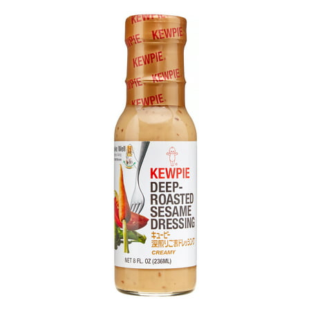 Kewpie Deep Roasted Sesame Dressing, 8 Oz