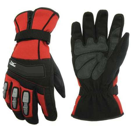Condor 33J488 XL Red/Black Cold Protection Gloves