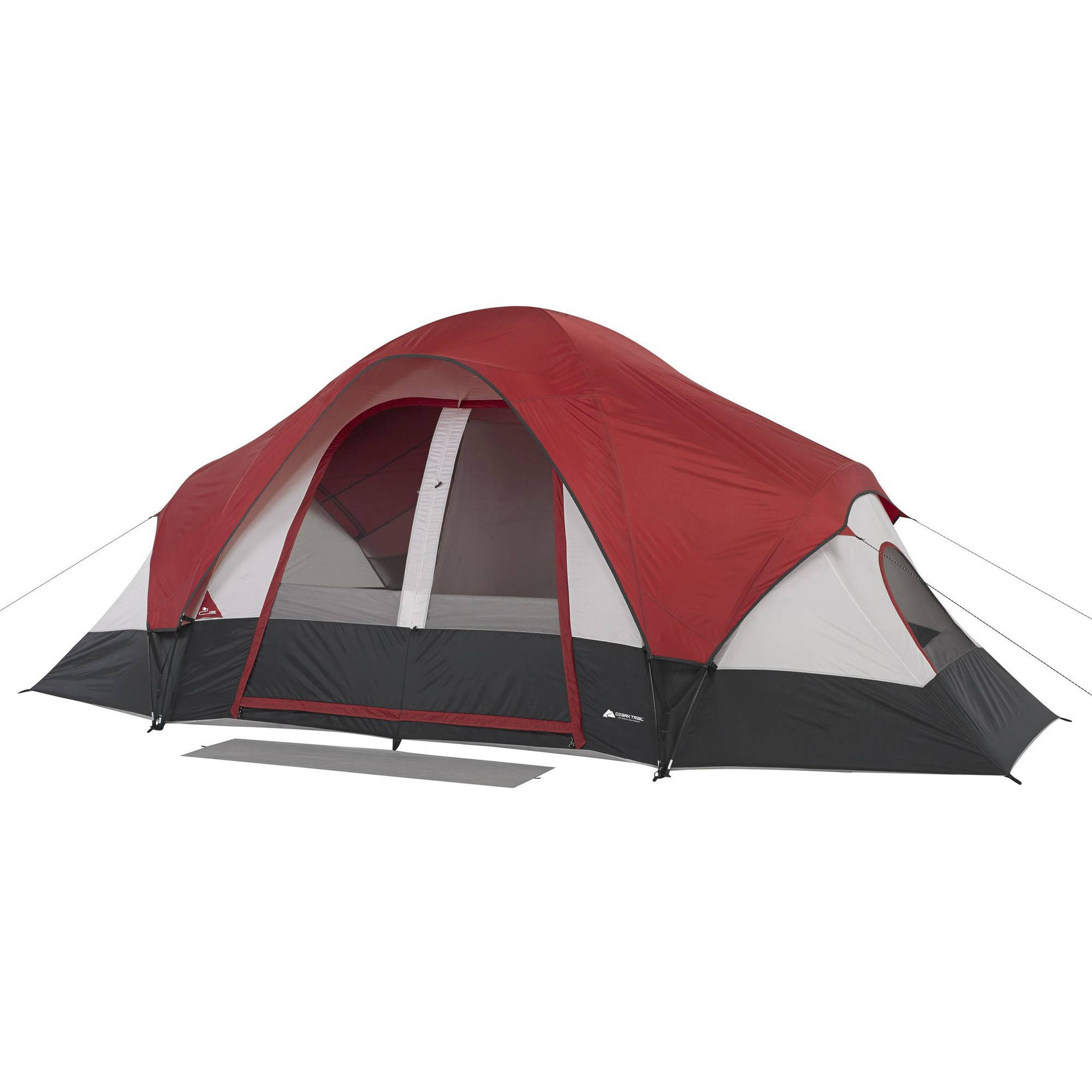 Ozark Trail 8-Person Family Tent  sc 1 st  Walmart & Ozark Trail 8-Person Family Tent - Walmart.com
