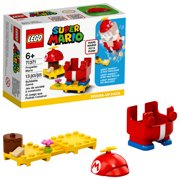 LEGO Super Mario Propeller Mario Power-Up Pack 71371 Collectible Figure Toy Accessory for Kids (13 Pieces)