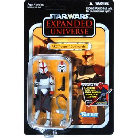 Star Wars Vintage Collection 2012 ARC Trooper Commander Action Figure