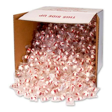 Red Bird Peppermint Candy (Red Bird Peppermint Puffs 1000 count box clear wrap)