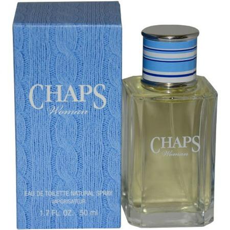 Chaps by Ralph Lauren Eau de Toilete Spray for Woman, 1.7 Ounce (Champs Cologne)