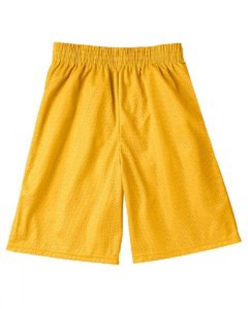 Augusta Sportswear MEN'S LONG TRICOT MESH SHORT/TRICOT LINED