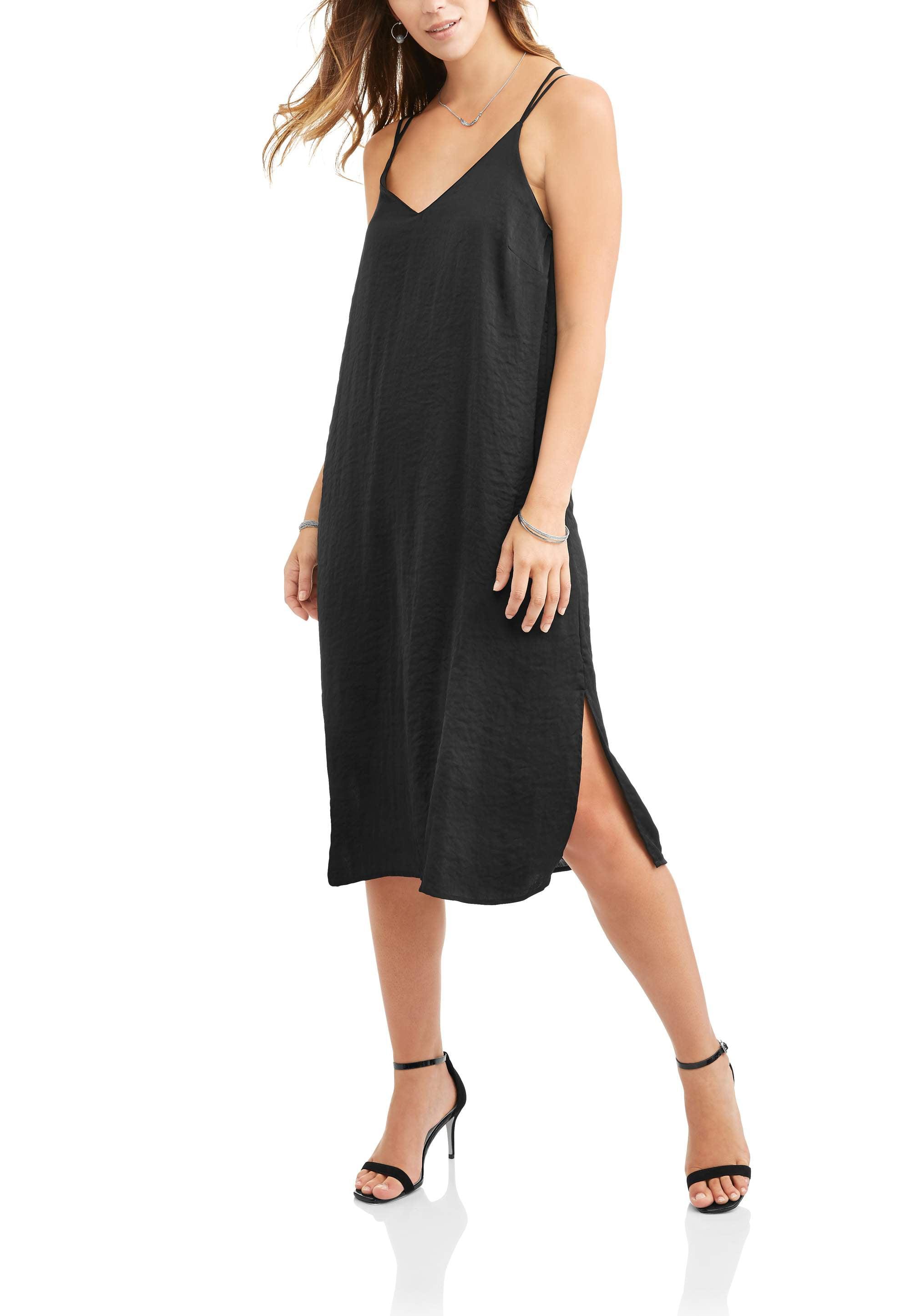 Whoa, Wait Women's Midi Slip Dress by