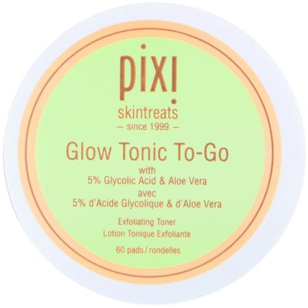 Pixi Natural - Pixi Beauty  GlowTonic To-Go  60 Pads