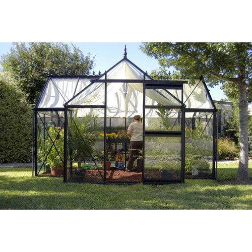 Janssens of Belgium Royal Victorian Orangerie 10' x 16' Greenhouse