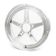 """Weld Racing Alumastar 2.0 Wheel 1-Piece 15x3.5"""" 5x4.75"""" BC P/N 88-15274"""