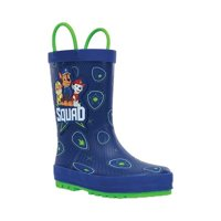 Boys' Western Chief Ryder Paw Patrol Rain Boot - Little Kid Blue 13 M