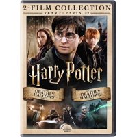 Harry Potter and the Deathly Hallows, Part 1 and 2 (DVD)
