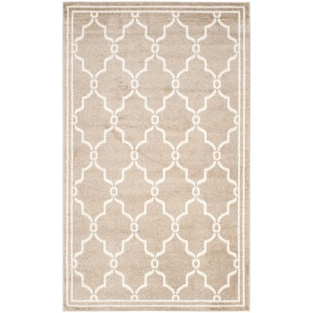 Safavieh Amherst 8' X 10' Power Loomed Rug in Wheat and Beige - image 3 of 3