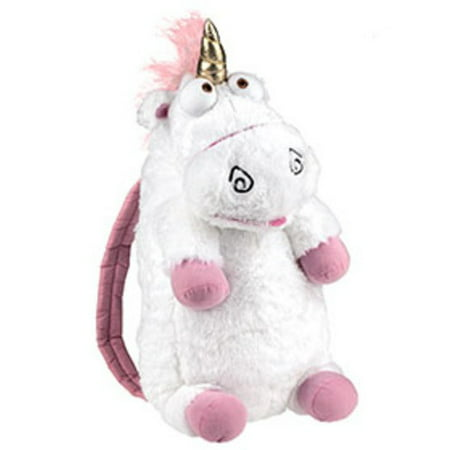 Universal Studios Despicable Me Unicorn Plush Backpack New with Tag - Despicable Me Backpack