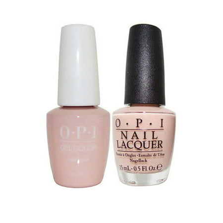 OPI GelColor Soak-Off Gel Polish + Nail Lacquer