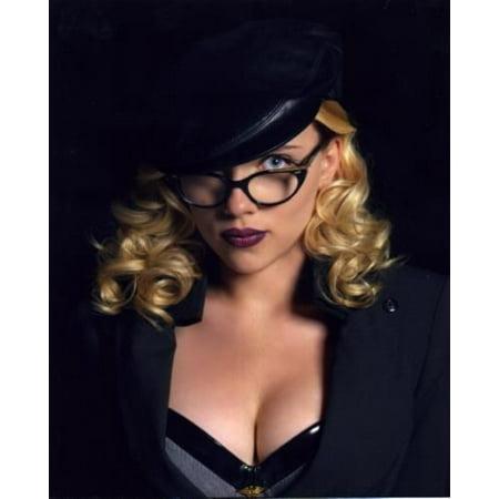 - Scarlett Johansson Poster 11x17 Mini Poster