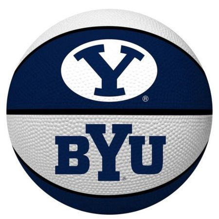 BYU  Cougars Rawlings Crossover Full Size - Byu Cougars Mens Basketball