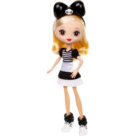Kuu Kuu Harajuku G Loves Pandas Doll with Themed Outfit