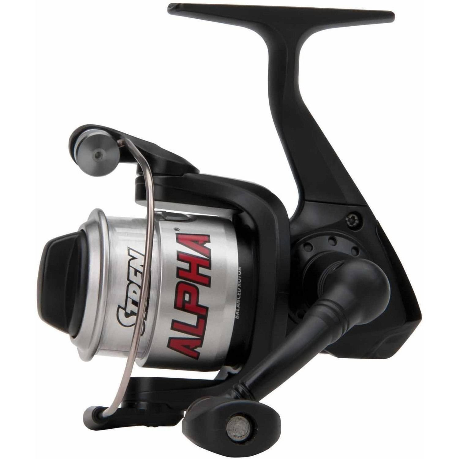 Shakespeare Alpha Spinning Reel, Clam Packaged