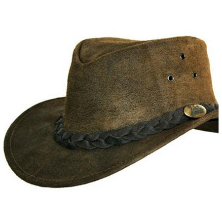Jacaru Cowboy Hat Mens Crushable Urban Hat Soakable Gabba - Urban Mens Hat