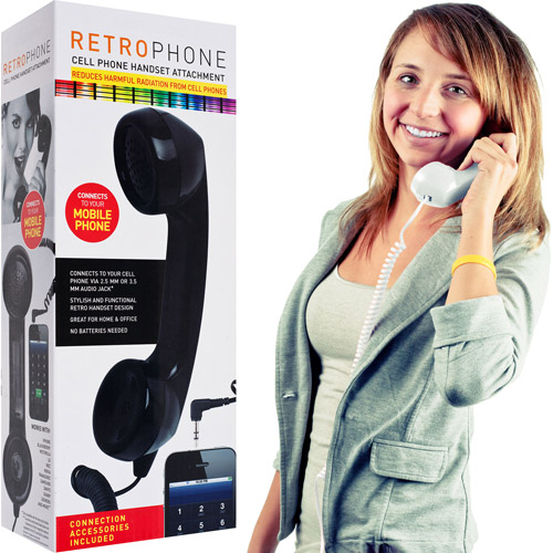 Trademark Retro Phone Cell Phone Handset