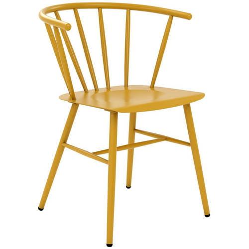 Novogratz Campbell Metal Cottage Chair, Multiple Colors