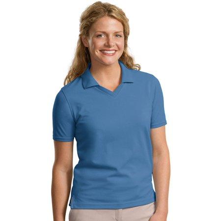 Port Authority Women's Soft Moisture Wicking Polo Shirt