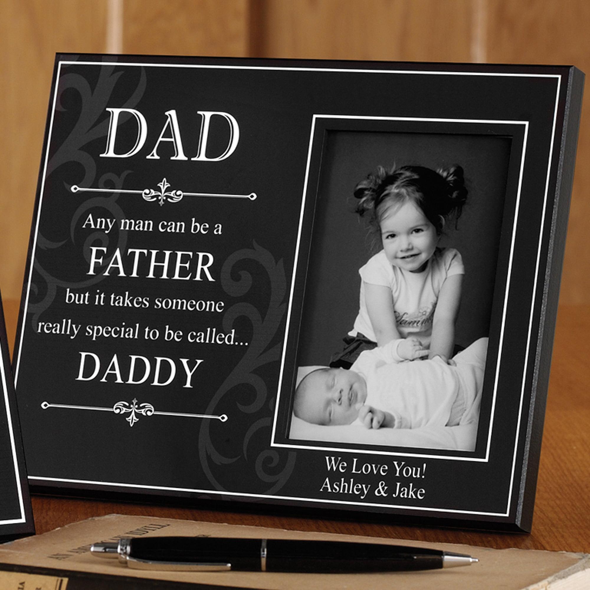 Personalized Special Dad Frame Walmartcom