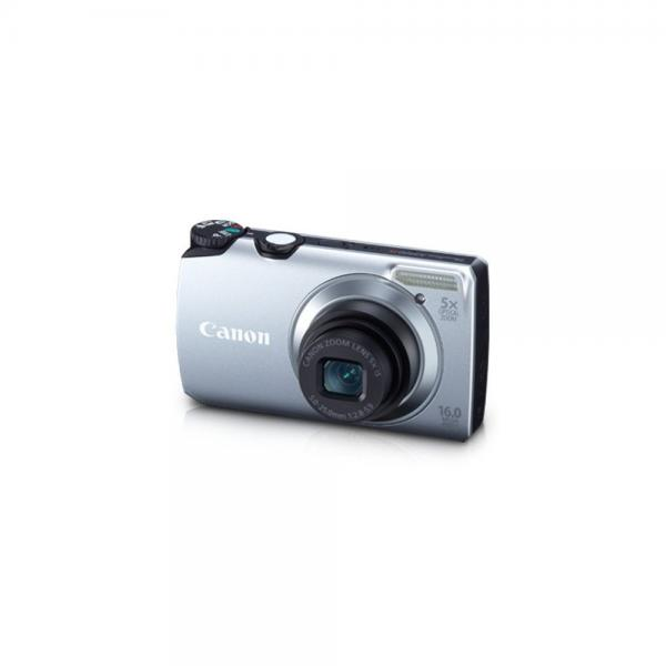 Canon Powershot A3300 IS 16 MP Digital Camera with 5x Opt...