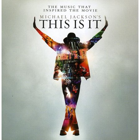 Michael Jackson's This Is It (Standard PKG) (CD)](Michael Jackson 80s)