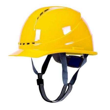 Professional Wide Brim Hard Hats safety helmet Safety Work Breathable  Helmet Construction Hard Hat Helmets Protection - Walmart.com fb218df2e1d