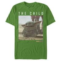 Star Wars The Mandalorian Men's The Child Frame T-Shirt