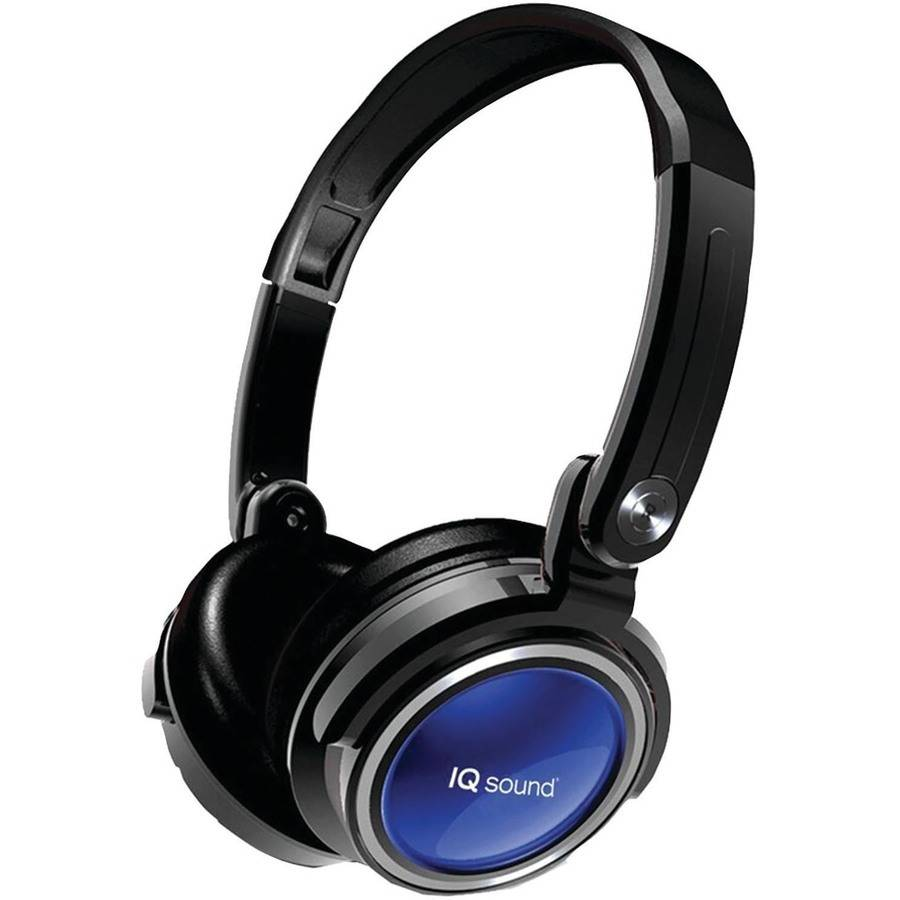 Supersonic IQ-213 Rockerz II 2-in-1 Deep Bass Stereo Headphones and Earphones