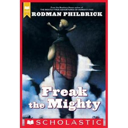 Freak The Mighty - eBook