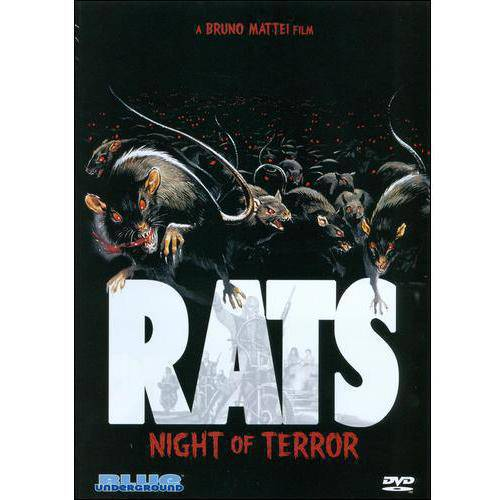 Rats: Night Of Terror (Widescreen)