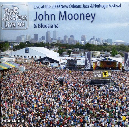 Live At The 2009 New Orleans Jazz and Heritage (Best Jazz Music In New Orleans)