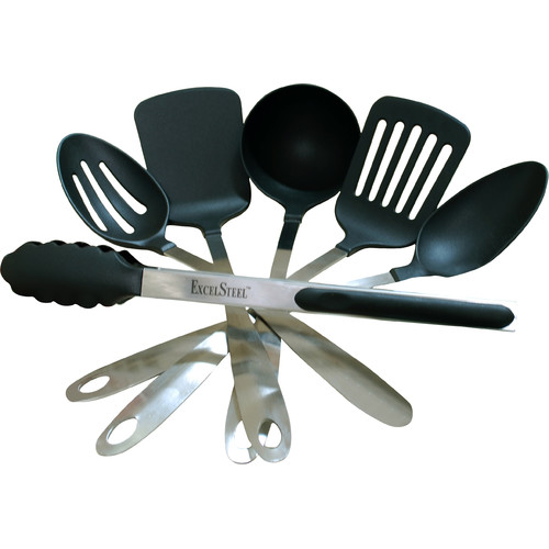Cook Pro 6 Piece Must Have Tool Utensil Set