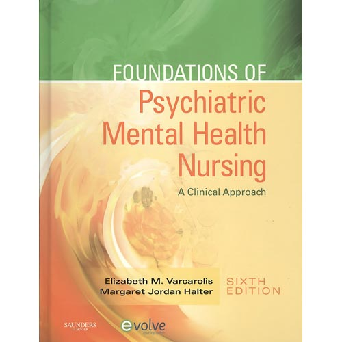 Foundations of Psychiatric Mental Health Nursing - Text and Virtual Clinical Excursions 3.0 Package
