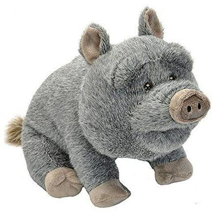 Zoo Pig - Cuddlekins Potbelly Pig Plush Stuffed Animal by Wild Republic, Kid Gifts, Zoo Animals, 12 Inches