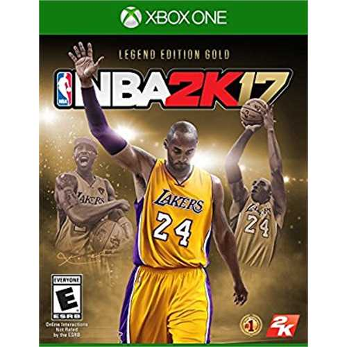 Nba 2k17 Legend Edition Gold (xbox One)