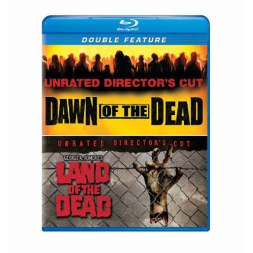 Dawn Of The Dead (Unrated Director's Cut) / George A. Romero's Land Of The Dead (Unrated Director's Cut) (Blu-ray) (Widescreen)