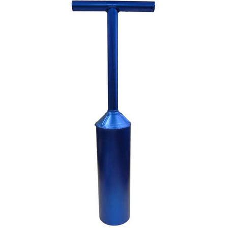 (Beau Mac Aluminum Clam Gun, BLUE)